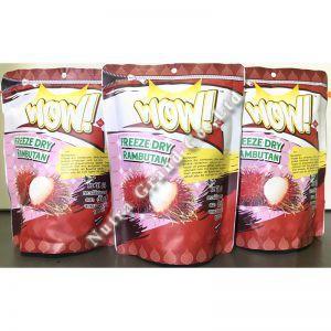 冻干红毛丹 泰国零食 进口水果 代工生产