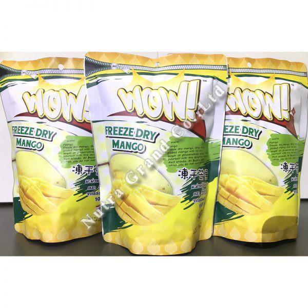 冻干芒果 泰国零食 进口水果 代工生产