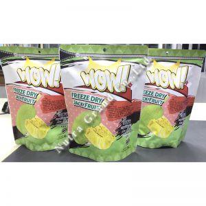 冻干菠萝蜜 泰国零食 进口水果 代工生产