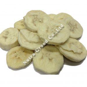 冻干香蕉 泰国进口零食 OEM 货源