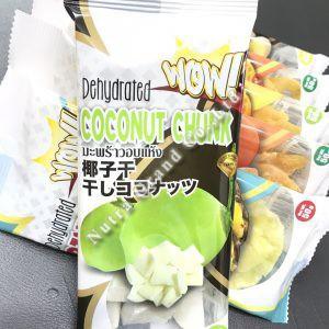 干椰子块 泰国零食 进口水果 代工生产