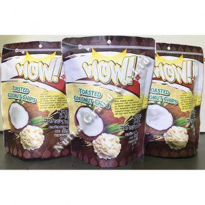 干椰子片 泰国零食 进口水果 代工生产