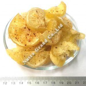 柠檬干 泰国水果 OEM 代加工生产