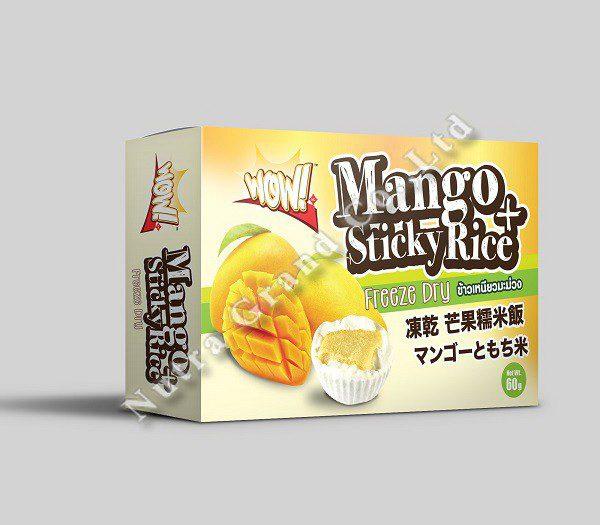 芒果糯米饭 60克 OEM 31
