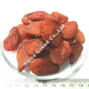 草莓干 泰国水果 OEM 代加工生产